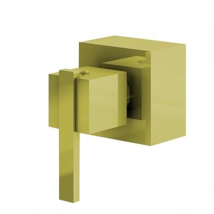 Acabamento Para Base Deca e Similares Dourado 509 1.1/2 DV400 Linha Platina 400 Fani