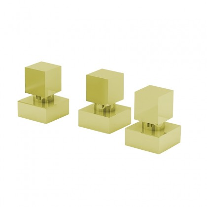 Misturador Para Bide Dourado 1895 DV250 Linha Plena 250 Fani
