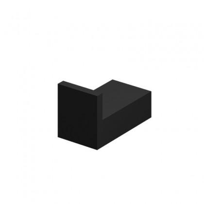 Cabide Preto Fosco 4600 BK450 Linha Horus 450 Fani