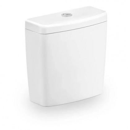 Caixa Para Bacia Acoplada Saveiro 3/6 Litros Branca Celite