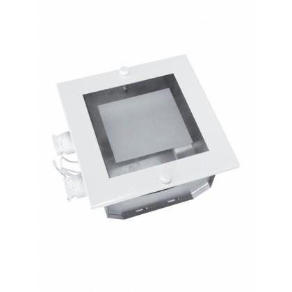 Luminária de embutir tr1 2x E-27