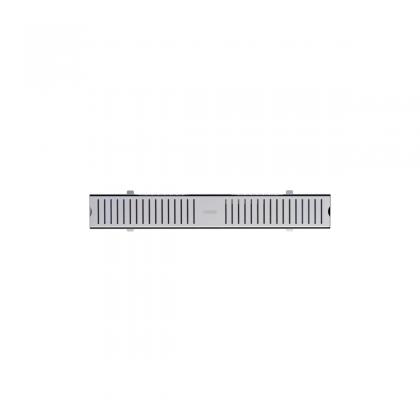 Ralo Slim em Aço Inox 60 x 7 cm 94535106 Tramontina
