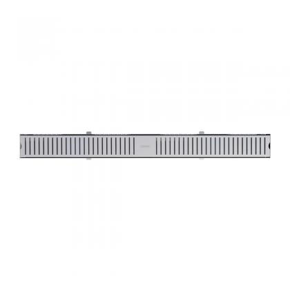 Ralo Slim em Aço Inox 90 x 7 cm 94535109 Tramontina