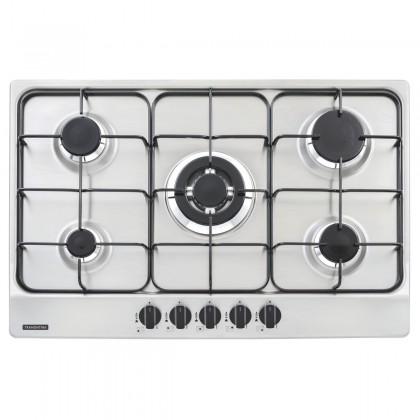Cooktop Aço Inox New Penta 5GX Tri 75 94716111 Tramontina