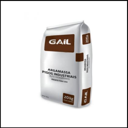 Argamassa para Pisos Industriais 20KG - Gail
