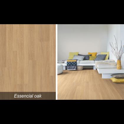Piso Laminado Floorest Première Essencial Oak - Quick Step - M²