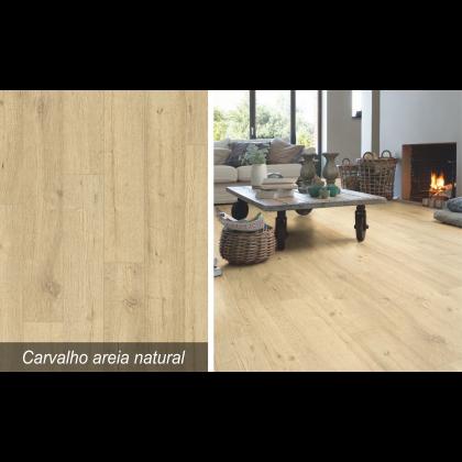 Piso Laminado Impressive Carvalho Areia Natural - Quick-Step - M²