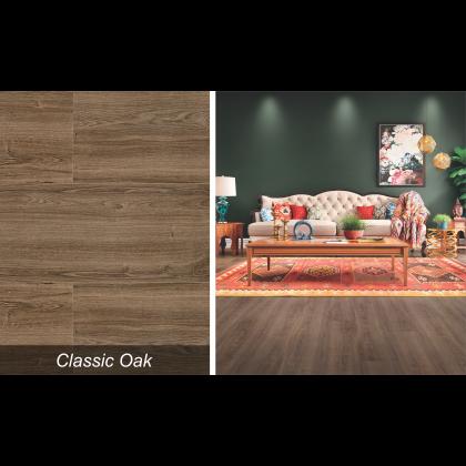 Piso Laminado New Elegance Classic Oak - Eucafloor - M²