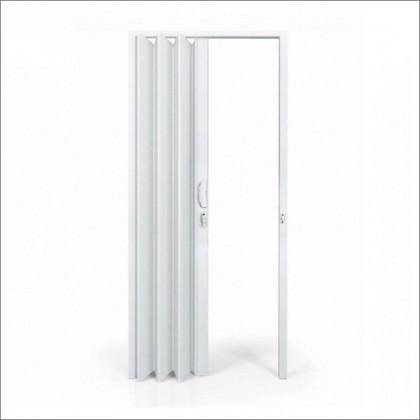 Porta Sanfonada Branca 210x90cm Quimiplast