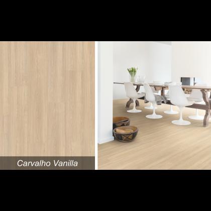 Piso Laminado Smart Carvalho Vanilla - Quick Step - M²