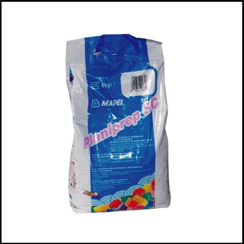 Argamassa de Regularização 4kg Secagem Rapida Planiprep Mapei